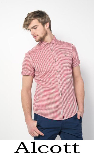 Notizie Moda Alcott Camicie 2018 Moda Uomo