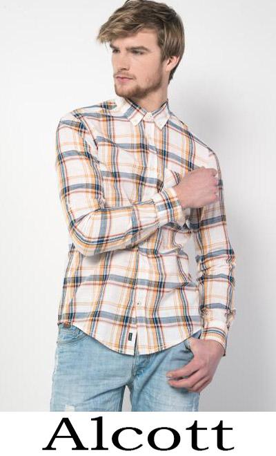 Notizie Moda Alcott Camicie Uomo 2018