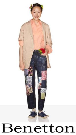 Notizie Moda Jeans Benetton 2018 Donna 1