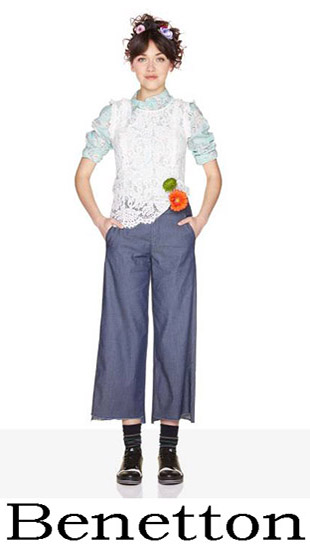 Notizie Moda Jeans Benetton 2018 Donna 2
