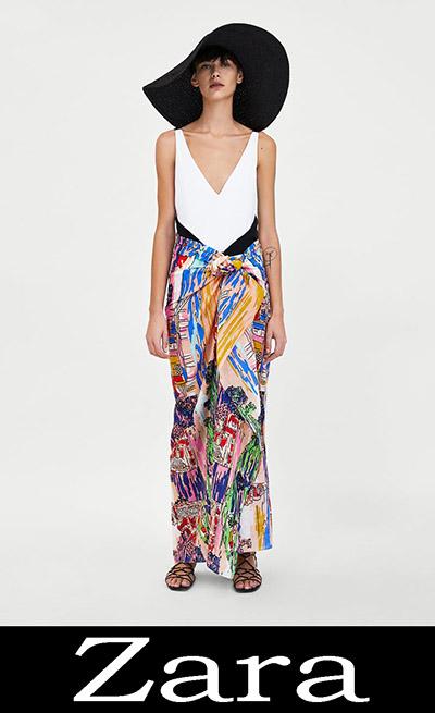 Notizie Moda Moda Mare Zara 2018 Donna 1