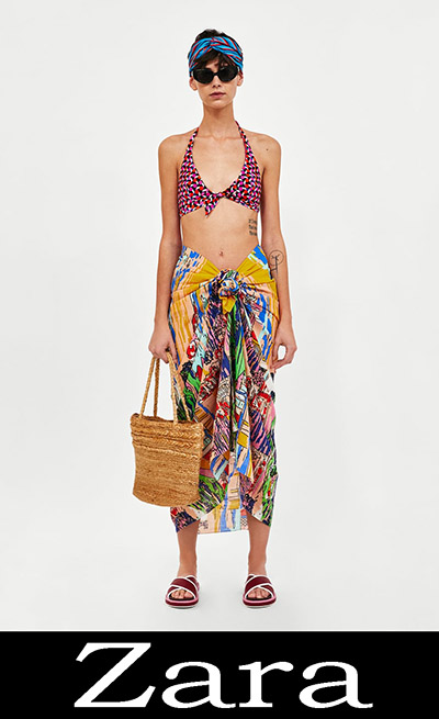 Notizie Moda Moda Mare Zara 2018 Donna 12