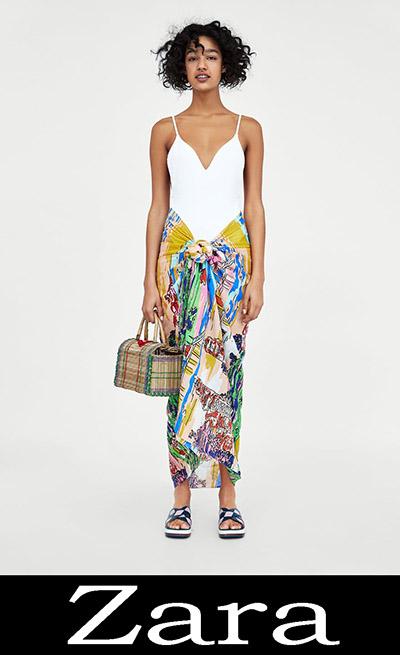 Notizie Moda Moda Mare Zara 2018 Donna 3
