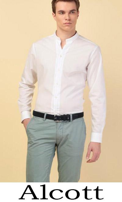 Nuovi Arrivi Alcott Camicie Primavera Estate Uomo