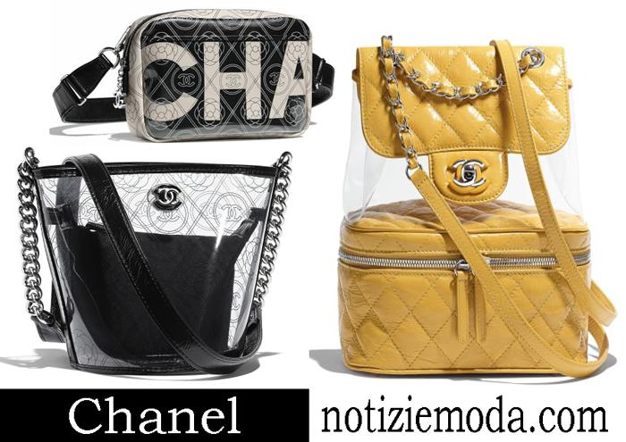 Nuovi Arrivi Borse Chanel 2018 Accessori Donna