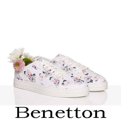 Scarpe Benetton Primavera Estate 2018 Donna 1