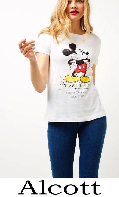 T Shirts Alcott 2018 Abbigliamento Alcott Donna