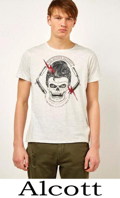 T Shirts Alcott 2018 Collezione Alcott Uomo