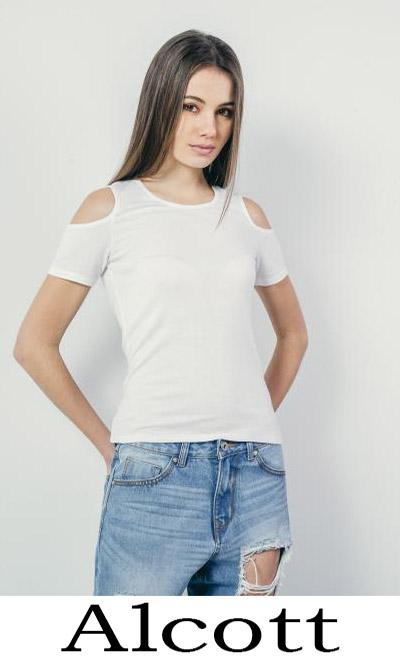 T Shirts Alcott 2018 Notizie Moda Alcott Donna