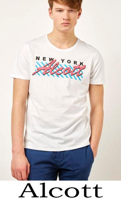 T Shirts Alcott 2018 Notizie Moda Alcott Uomo