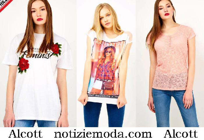 T Shirts Alcott Primavera Estate Nuovi Arrivi Donna
