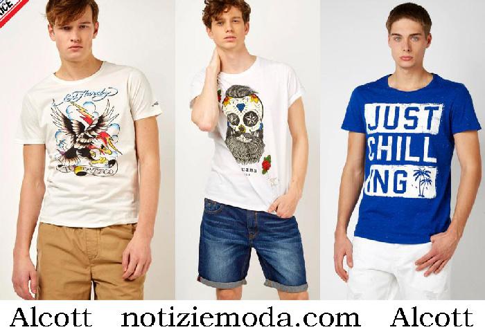 T Shirts Alcott Primavera Estate Nuovi Arrivi Uomo