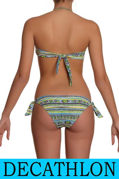 Bikini Decathlon Primavera Estate 2018 Donna 6