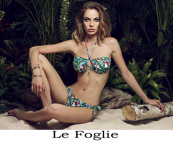 Bikini Le Foglie Primavera Estate 2018 Donna 1