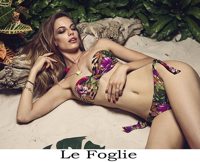 Bikini Le Foglie Primavera Estate 2018 Donna 2