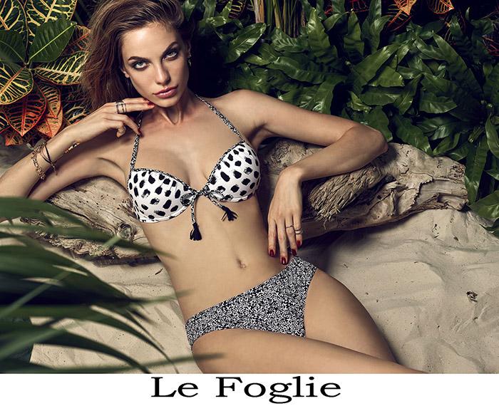 Bikini Le Foglie Primavera Estate 2018 Donna 3