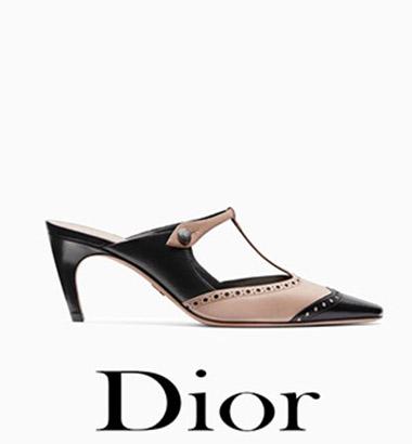 Collezione Dior Donna Scarpe 2018 11