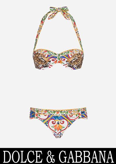 Collezione Dolce Gabbana Donna Bikini 2018 2