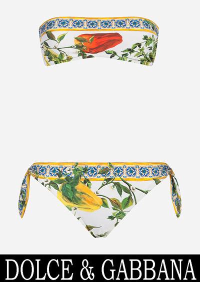 Collezione Dolce Gabbana Donna Bikini 2018 3
