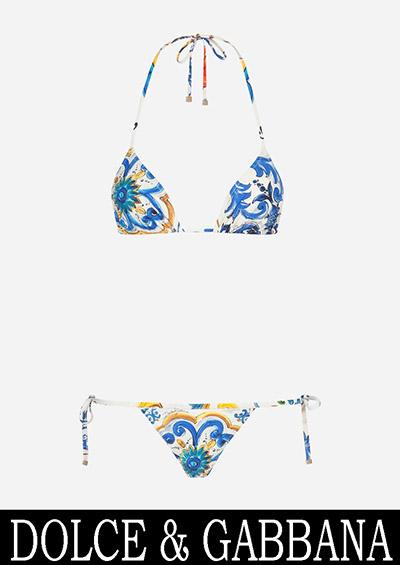 Collezione Dolce Gabbana Donna Bikini 2018 8