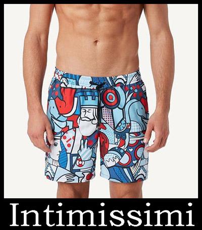 Collezione Intimissimi Uomo Costumi Boxer2018 11