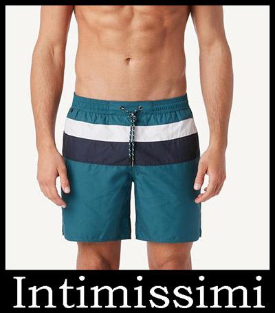 Collezione Intimissimi Uomo Costumi Boxer2018 4