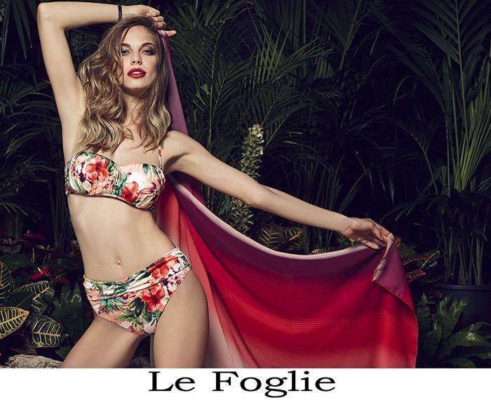 Collezione Le Foglie Donna Bikini 2018 2