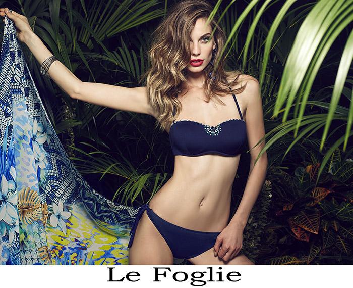 Collezione Le Foglie Donna Bikini 2018 3
