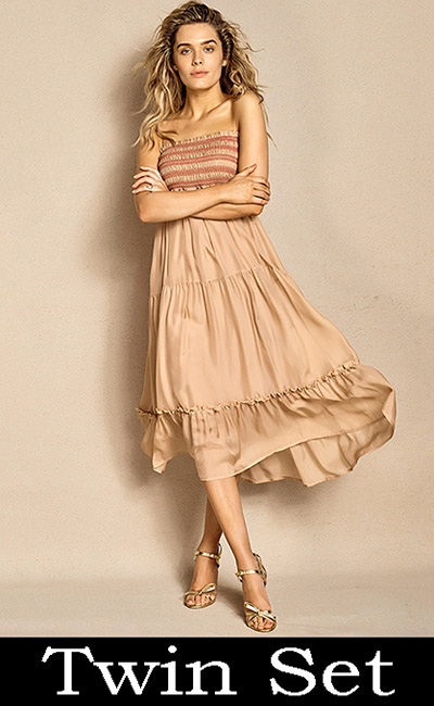 Collezione Twin Set Donna Moda Mare 2018 9