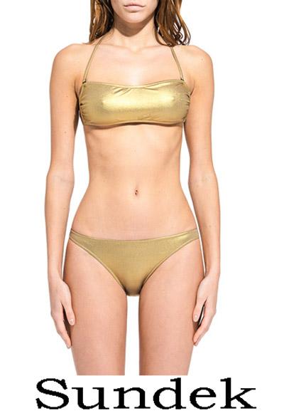 Notizie Moda Bikini Sundek 2018 Donna 10