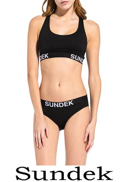 Notizie Moda Bikini Sundek 2018 Donna 12