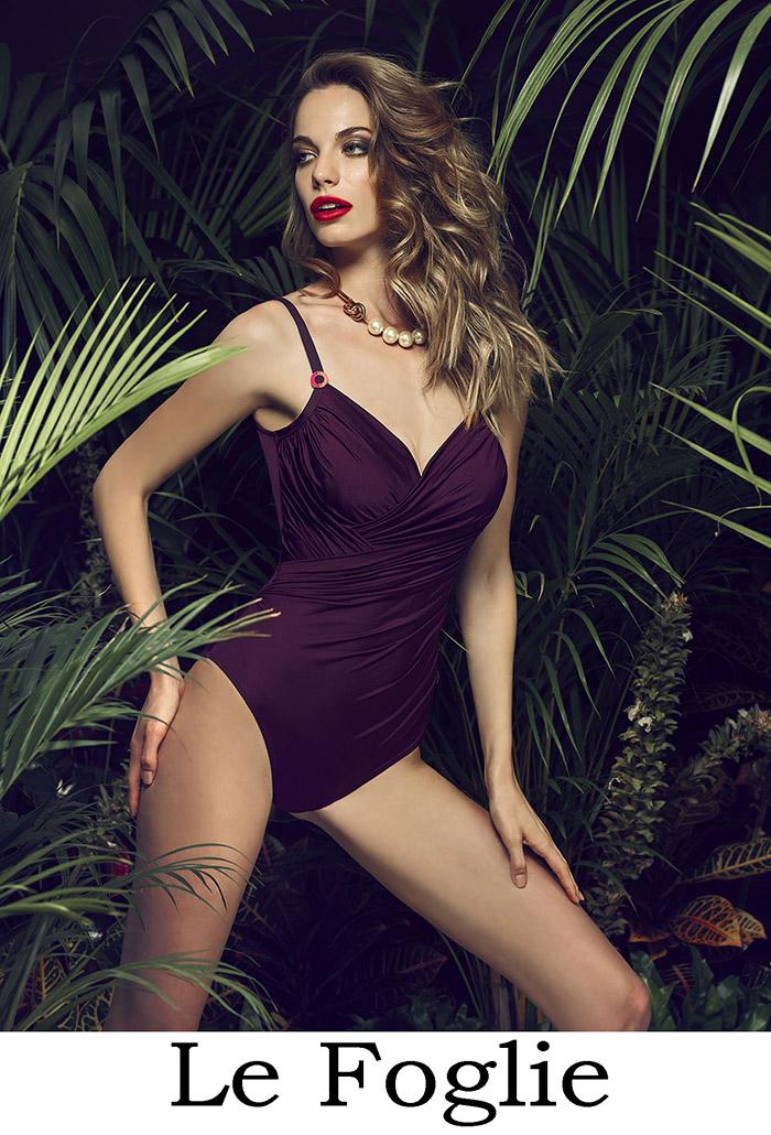 Notizie Moda Costumi Interi Le Foglie 2018 2