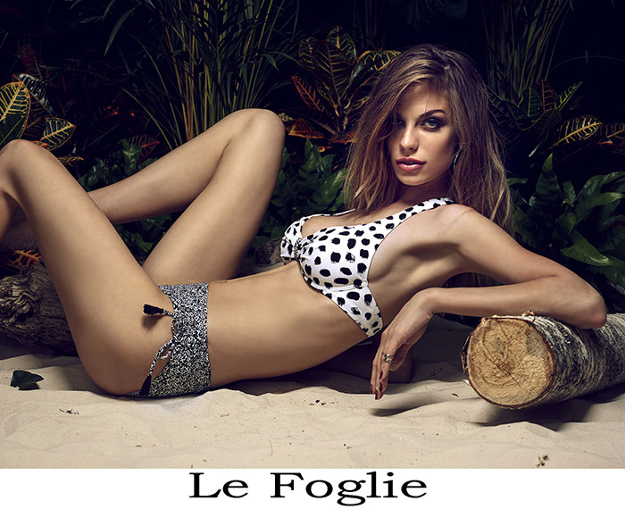 Nuovi Arrivi Le Foglie Costumi Da Bagno Donna 3