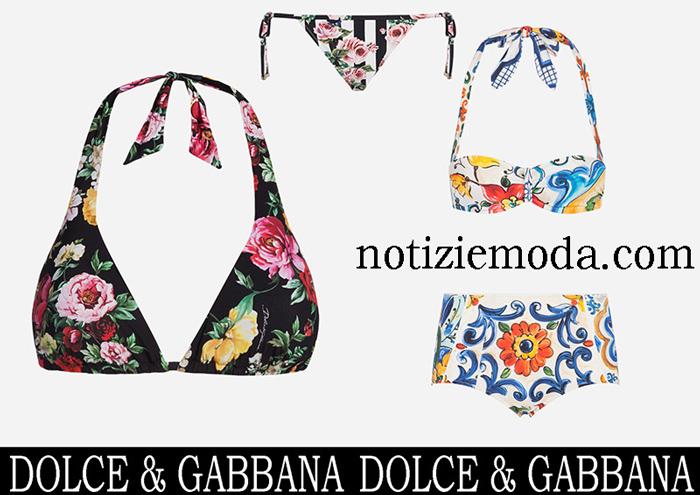 Nuovi Arrivi Bikini Dolce Gabbana 2018 Costumi Da Bagno