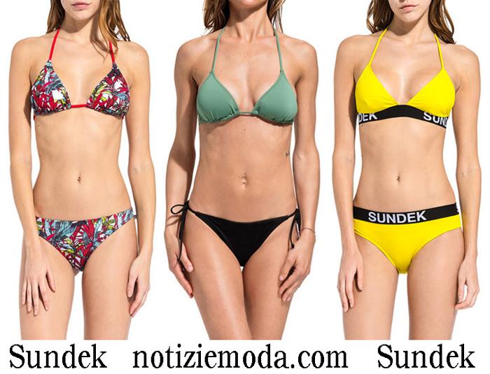 Nuovi Arrivi Bikini Sundek 2018 Costumi Da Bagno