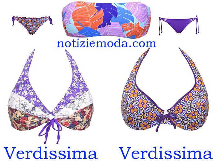 Nuovi Arrivi Bikini Verdissima 2018 Costumi Da Bagno