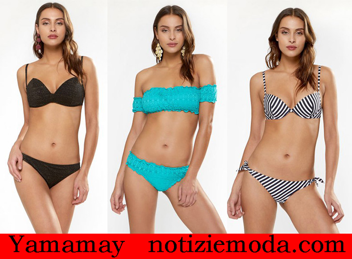 foto ufficiali f74c1 1c5ba Bikini Yamamay 2018 nuovi arrivi costumi da bagno donna