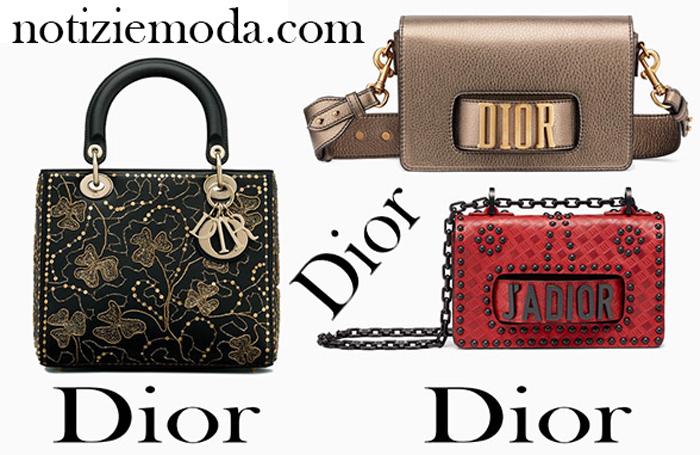 Nuovi Arrivi Borse Dior 2018 Accessori Donna