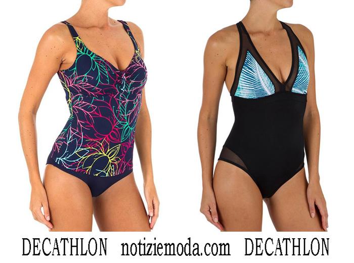 Nuovi Arrivi Costumi Interi Decathlon 2018 Costumi Da Bagno