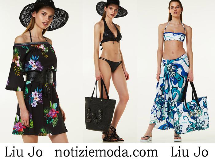 85f591de22c9a Moda mare Liu Jo 2018 nuovi arrivi accessori mare donna