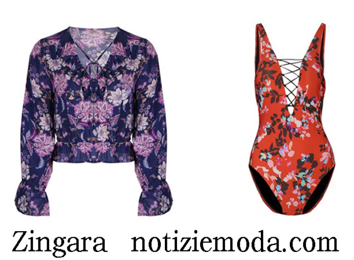 Nuovi Arrivi Moda Mare Zingara 2018 Costumi Interi