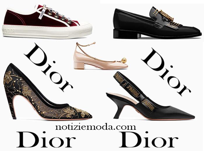 Nuovi Arrivi Scarpe Dior 2018 Calzature Donna