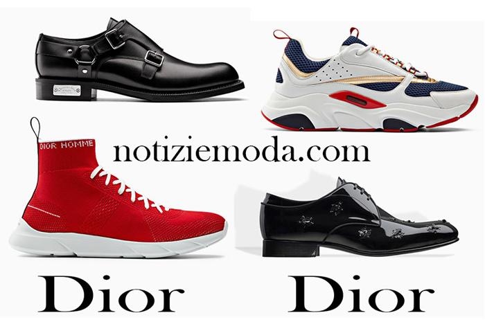 Nuovi Arrivi Scarpe Dior 2018 Calzature Uomo