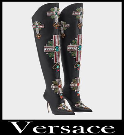 Collezione Versace Donna Scarpe 2018 1