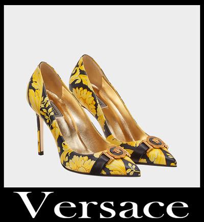 Collezione Versace Donna Scarpe 2018 11