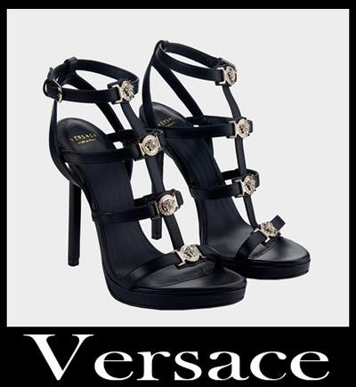 Collezione Versace Donna Scarpe 2018 2