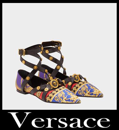 Collezione Versace Donna Scarpe 2018 5