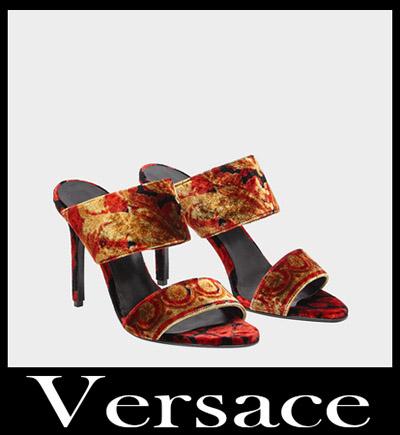 Collezione Versace Donna Scarpe 2018 9