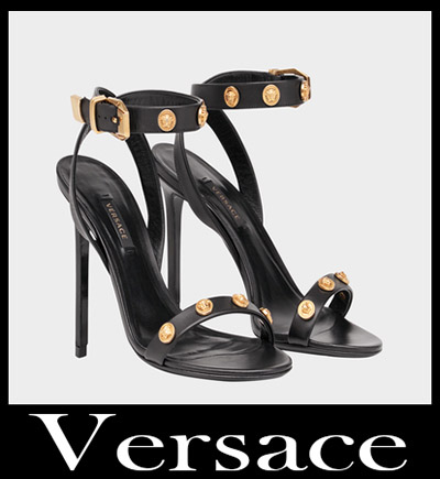 Notizie Moda Scarpe Versace 2018 Donna 4