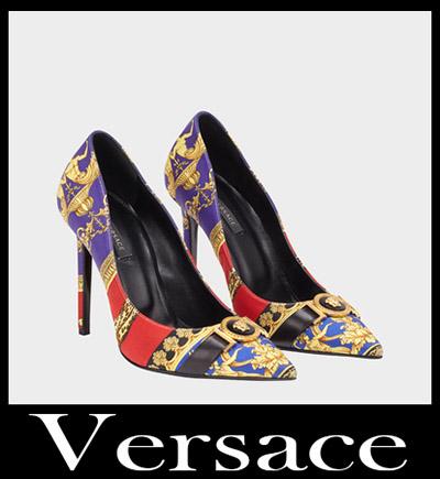 Notizie Moda Scarpe Versace 2018 Donna 5